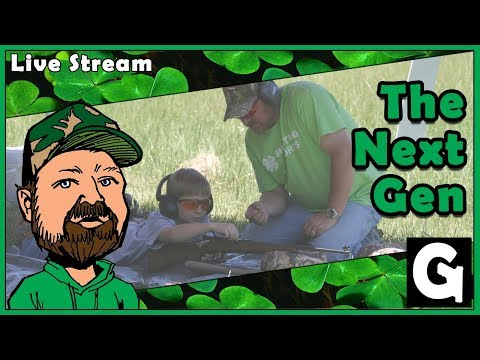 The Next Generation Live - Best .22 Handgun - Youth Content Creators - Youth Shooting Sports