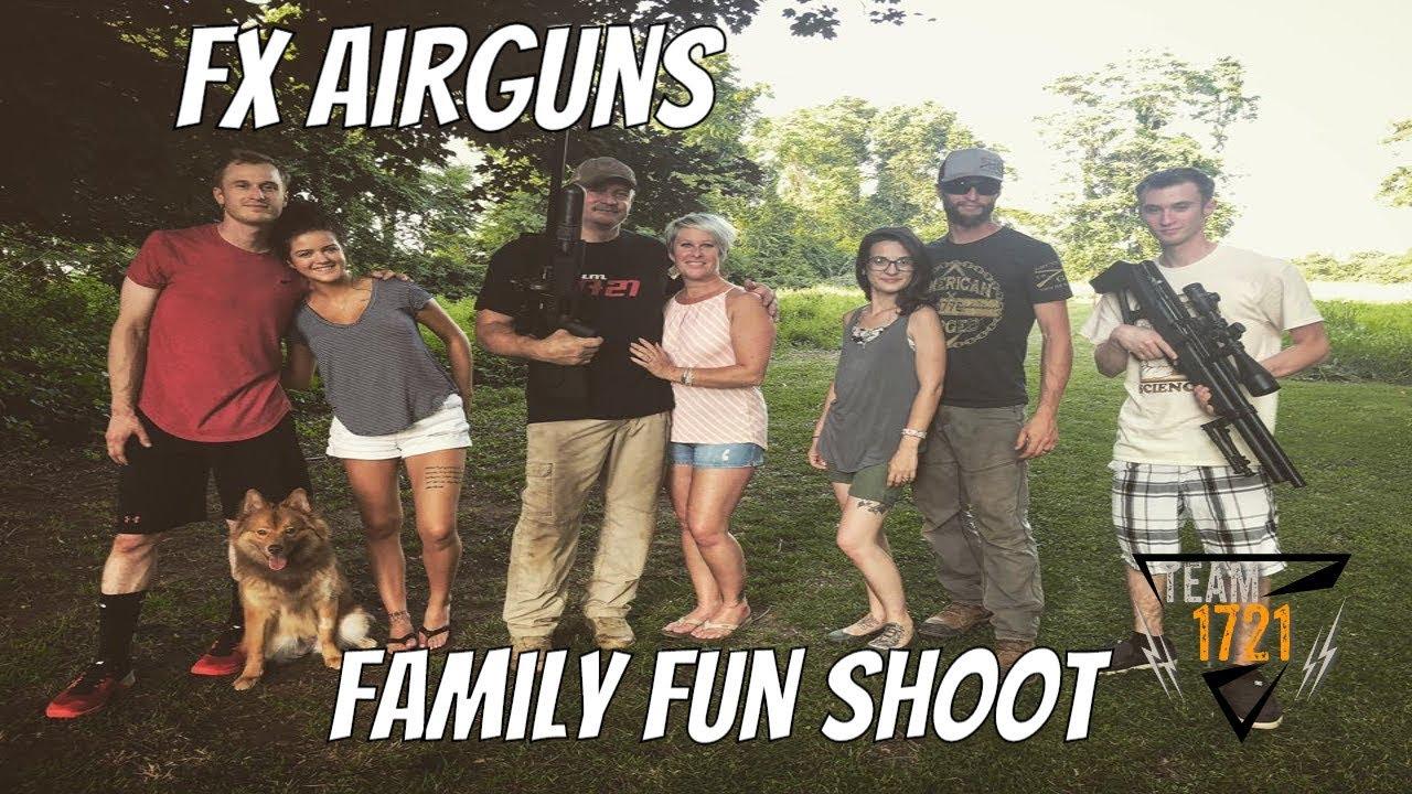 FX Airguns Family Fun Shoot
