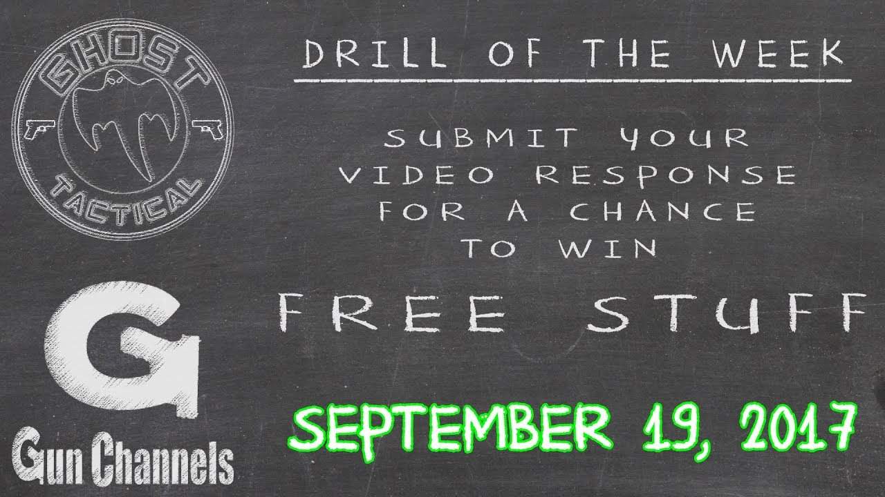Ghost Tactical Drill of the Week (9/19/2017)