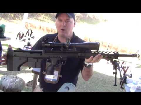 Desert Tactical Arms - Stealth Recon Scout