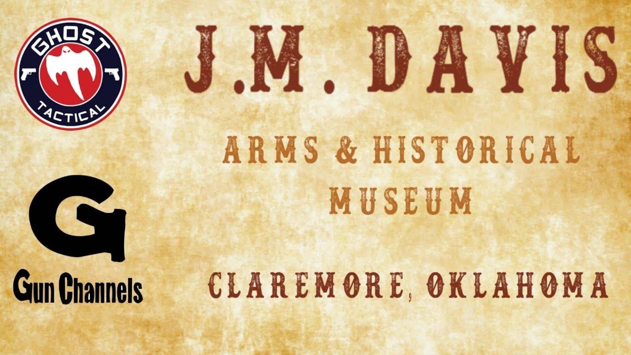 German Machine Guns - J.M. Davis Museum Tour - #TulsaRoadTrip2017