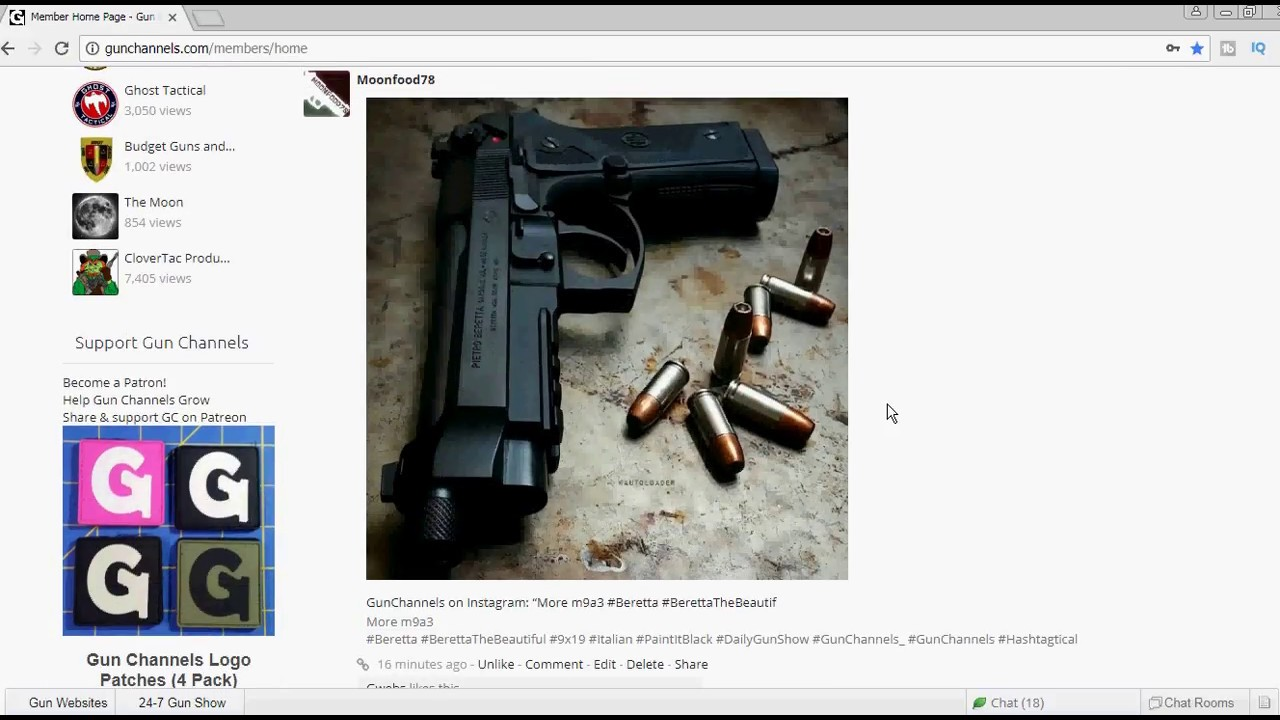 What to Do on Gun Channels -  3 things you NEED to Know