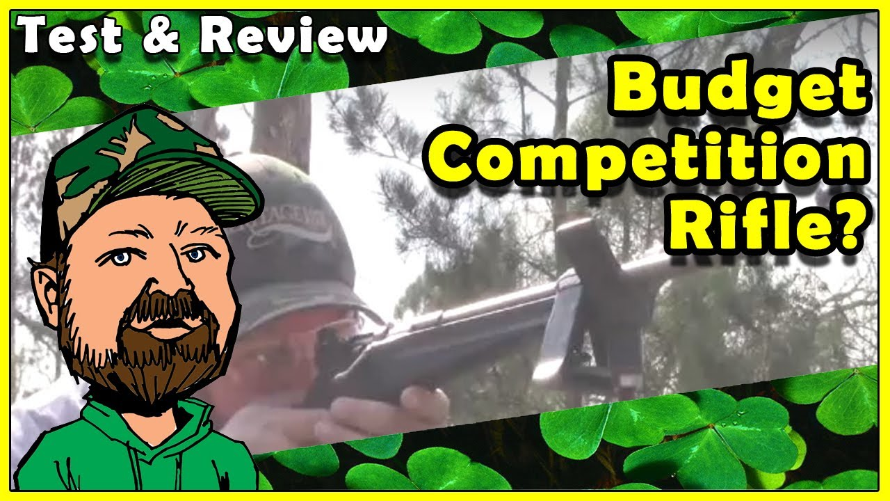 Savage Rascal 22 - Rifle  Accuracy Test & Review - Budget 22 Rifle - Youth Competition Shooting