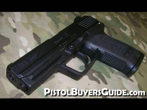 H&K USP 9mm DAO review