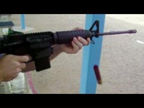 AR15 Shotgun
