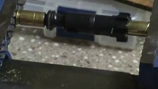 AR15  Bolt re-assembly (The easy way).