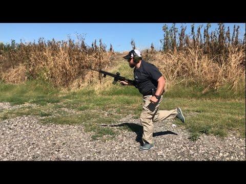 Rifle Training at Lone Star Handgun