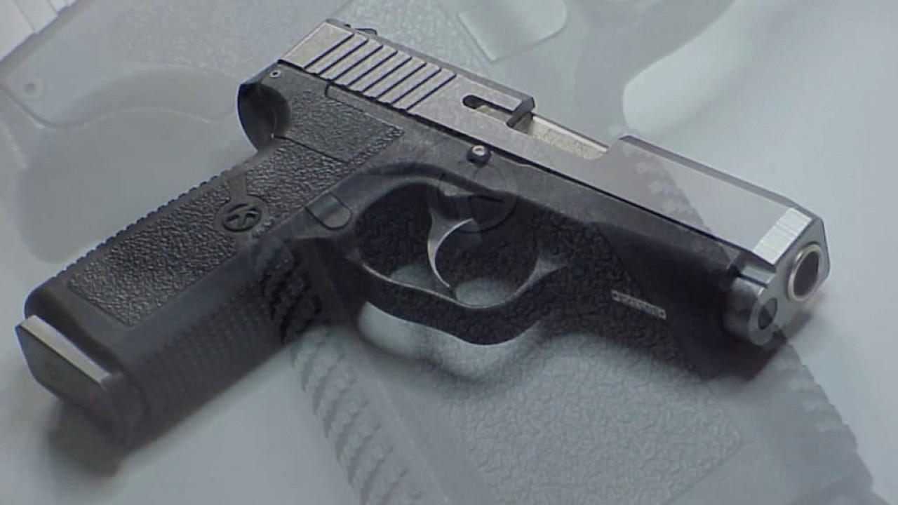 Date with a Kahr CW45