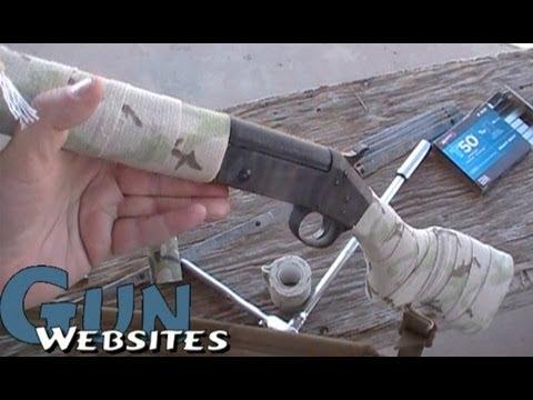 Tactical / Survival Shotgun Modifications
