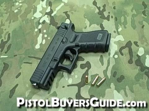 ISSC M22 (.22lr Glock Clone)