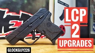 💥RUGER LCP II MUST HAVE UPGRADES!💥