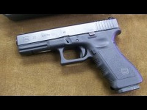 Busted Glock 22