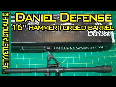 Daniel Defense 16