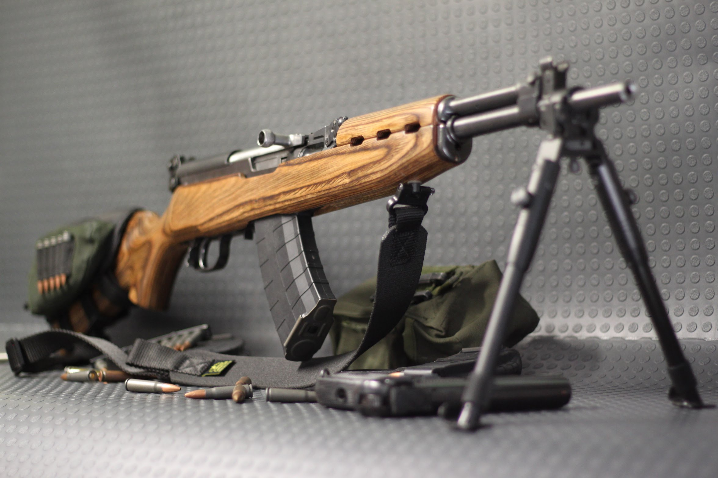 17inch Yugo SKS project walk through ZRUS