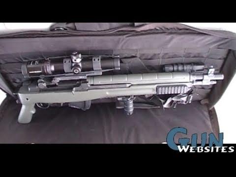 M1A SOCOM-16 7.62x51 (.308) Battle Rifle