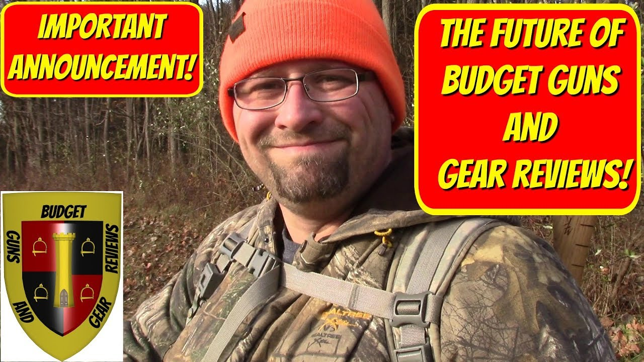 Important Announcement! The Future of Budget Guns and Gear Reviews!