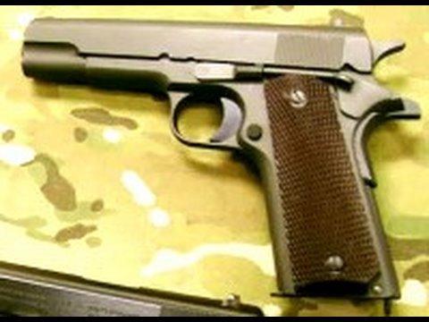 WWI Colt 1911