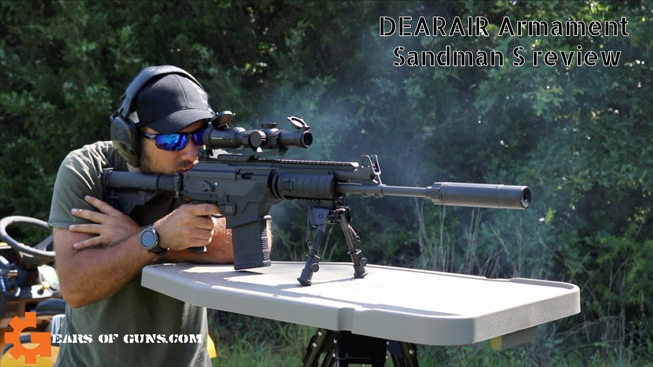Deadair Sandman S - They don't need to know I am using cheap ammo