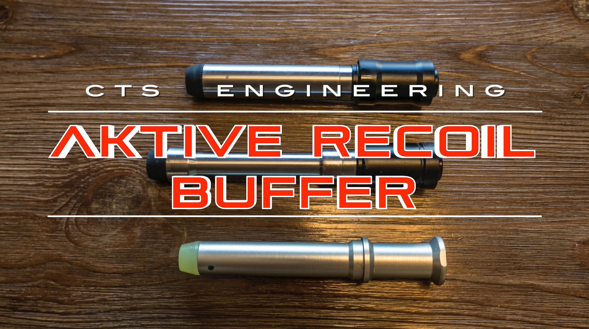 CTS Engineering - AKTIVE Recoil Buffer