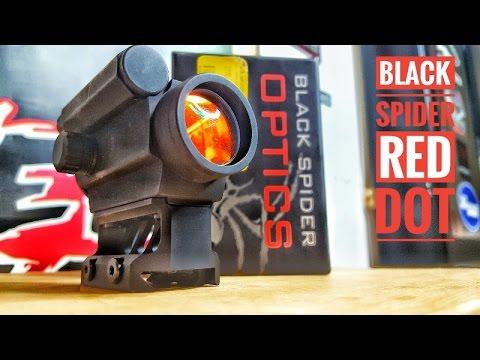 Black Spider Optics Red Dot FAILURE