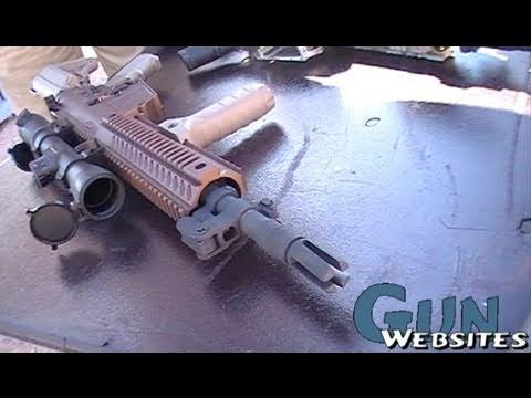 Colt CM901 Modular Battle Rifle