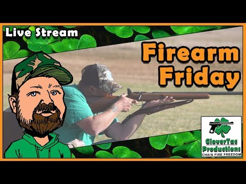 CloverTac Firearm Friday - Good Deer Hunting Rifles - Patreon Giveaway - Your Q&A