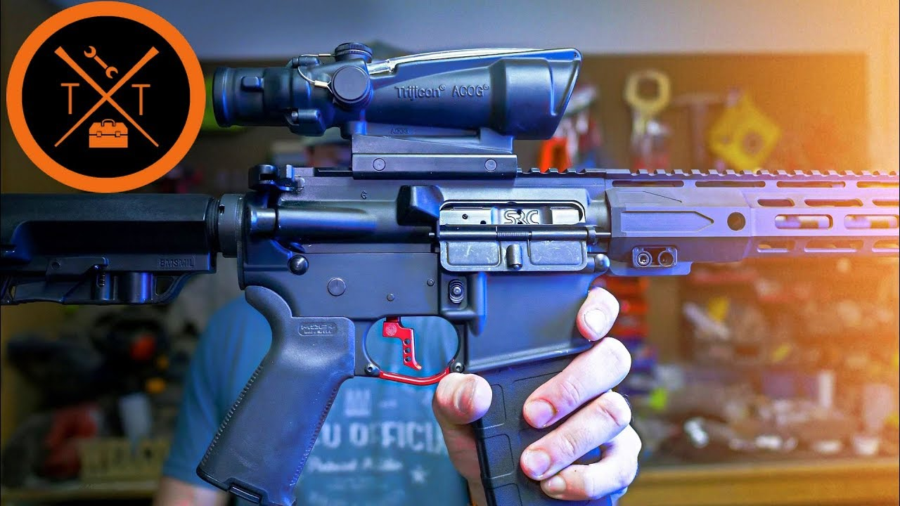 BEST AR 15 Trigger For The Money! // DUDE, IT WILL CHANGE YOUR LIFE