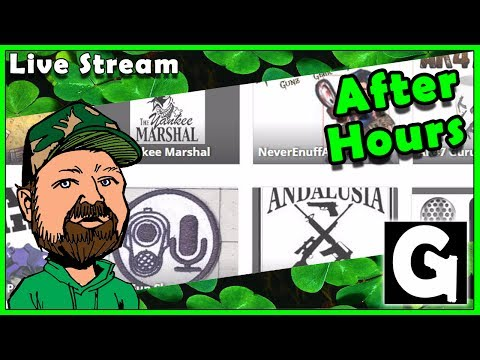 "GunChannels.com Presents ""After Hours"" Hosted By CloverTac - Firearm Channel Reaction &amp"