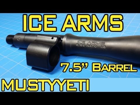 Ice Arms 7.5