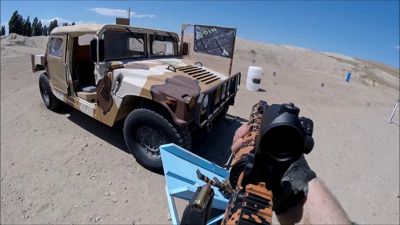 High Desert 3 Gun Championship 2018-Day 1