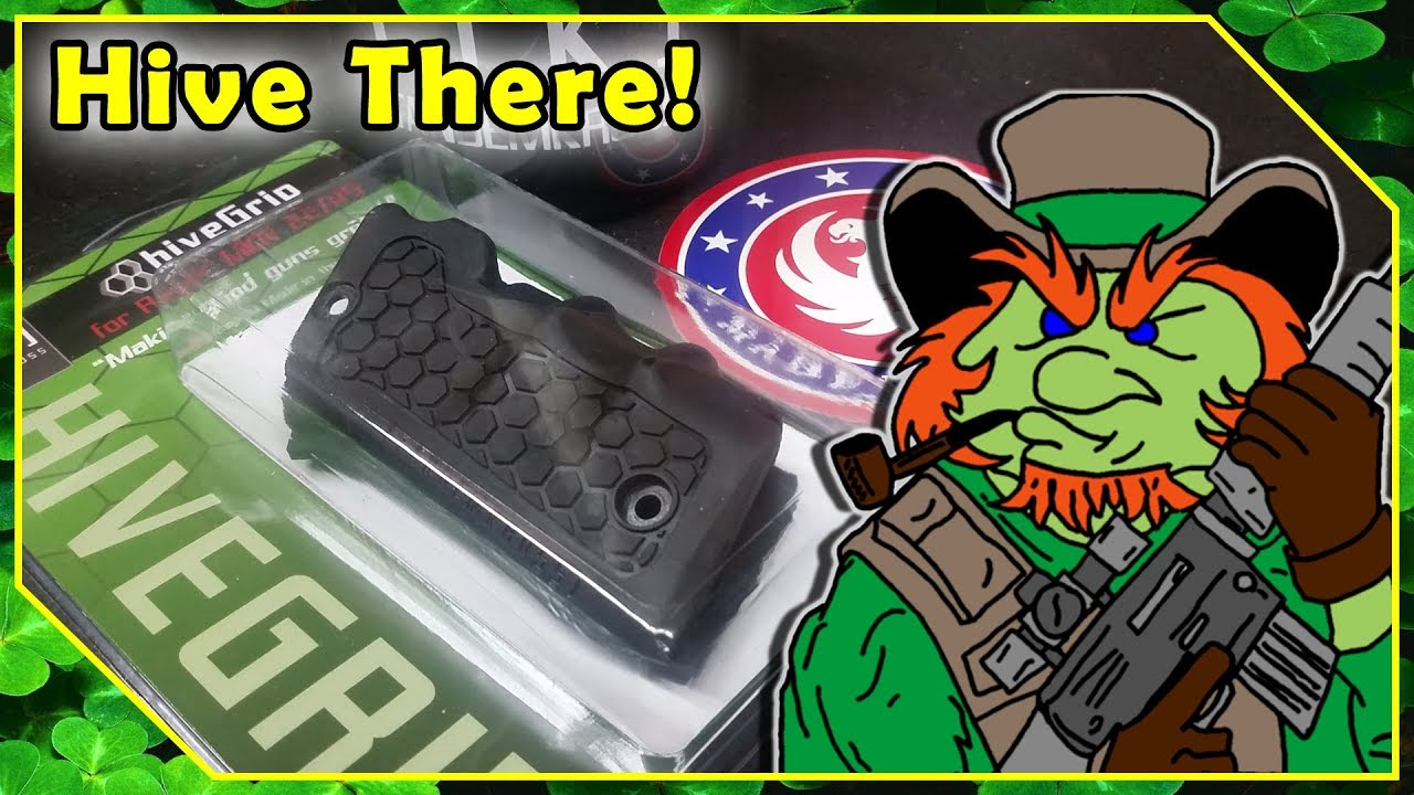 Tandemkross Hive Grips Ruger MKIV 22/45 - Unboxing & First Impression #SwarmTheHive