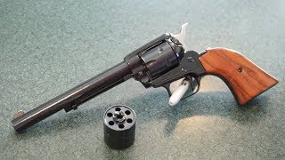 Heritage Rough Rider Revolver Tabletop review!