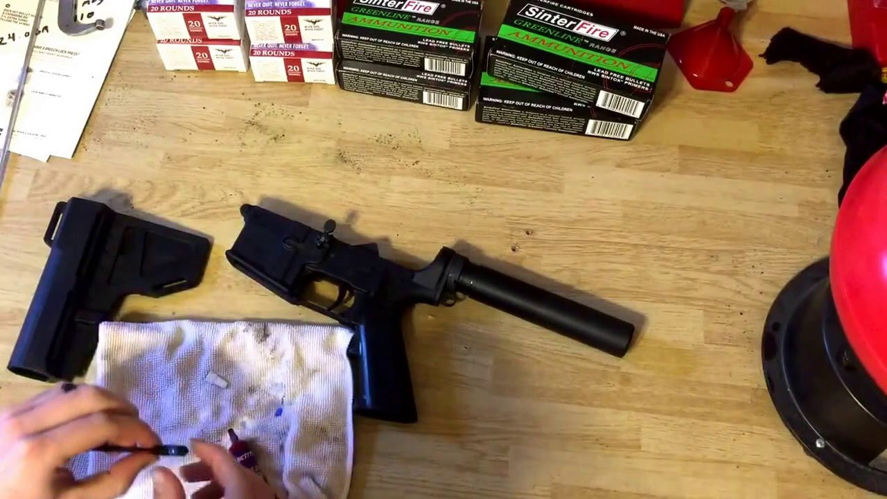 Shockwave Blade Pistol Stabilizer - AR15