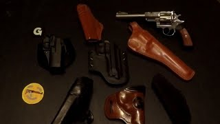 My holster collection VR to Never enuff Ammo