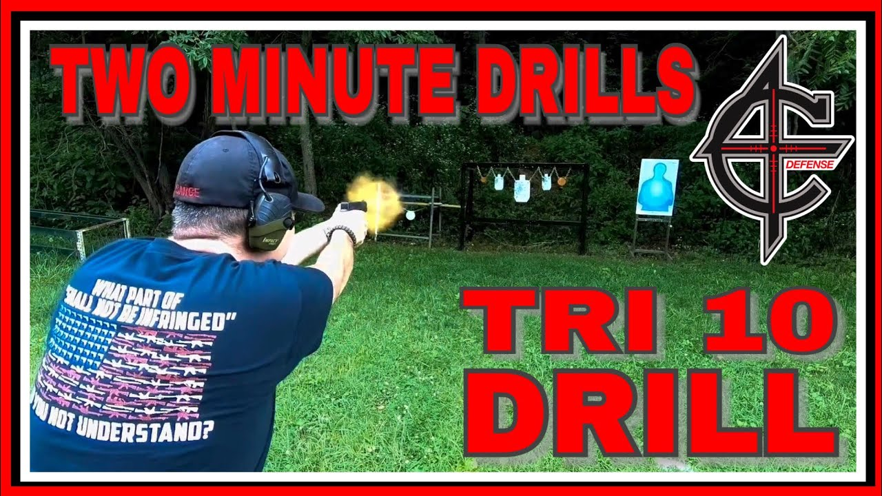 Two Minute Drills: Tri 10 Drills