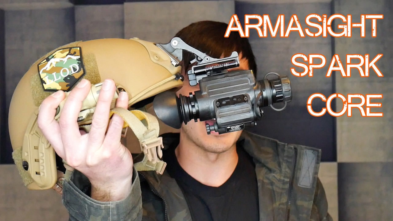 Night Vision - Armasight Spark CORE - Survival, prepping, hunting, fun.