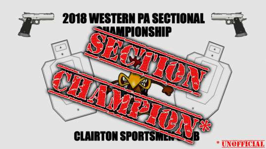 USPSA - 2018 Western PA Section Championship - Limited