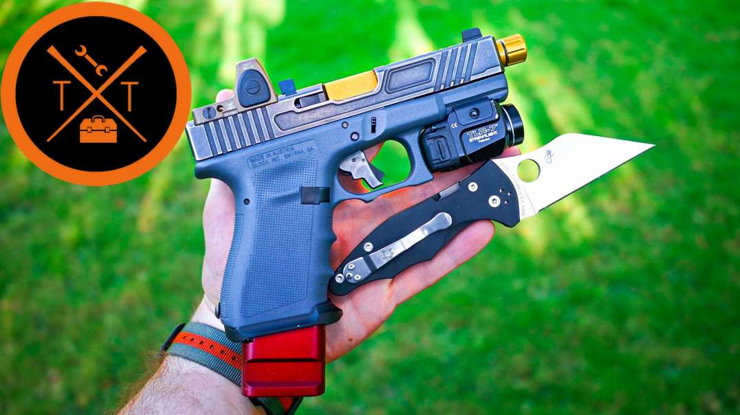 Best Pistol Light For Everyday Carry?? // aka The Stripper Without Legs