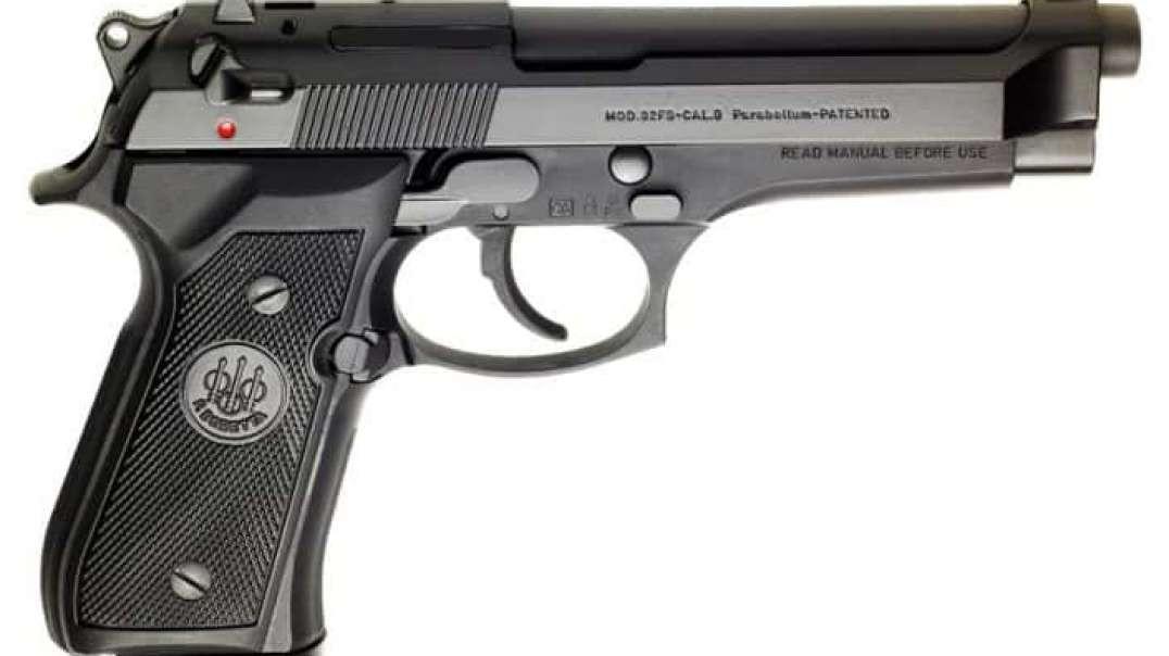 Beretta 92 96 M9 Field Strip