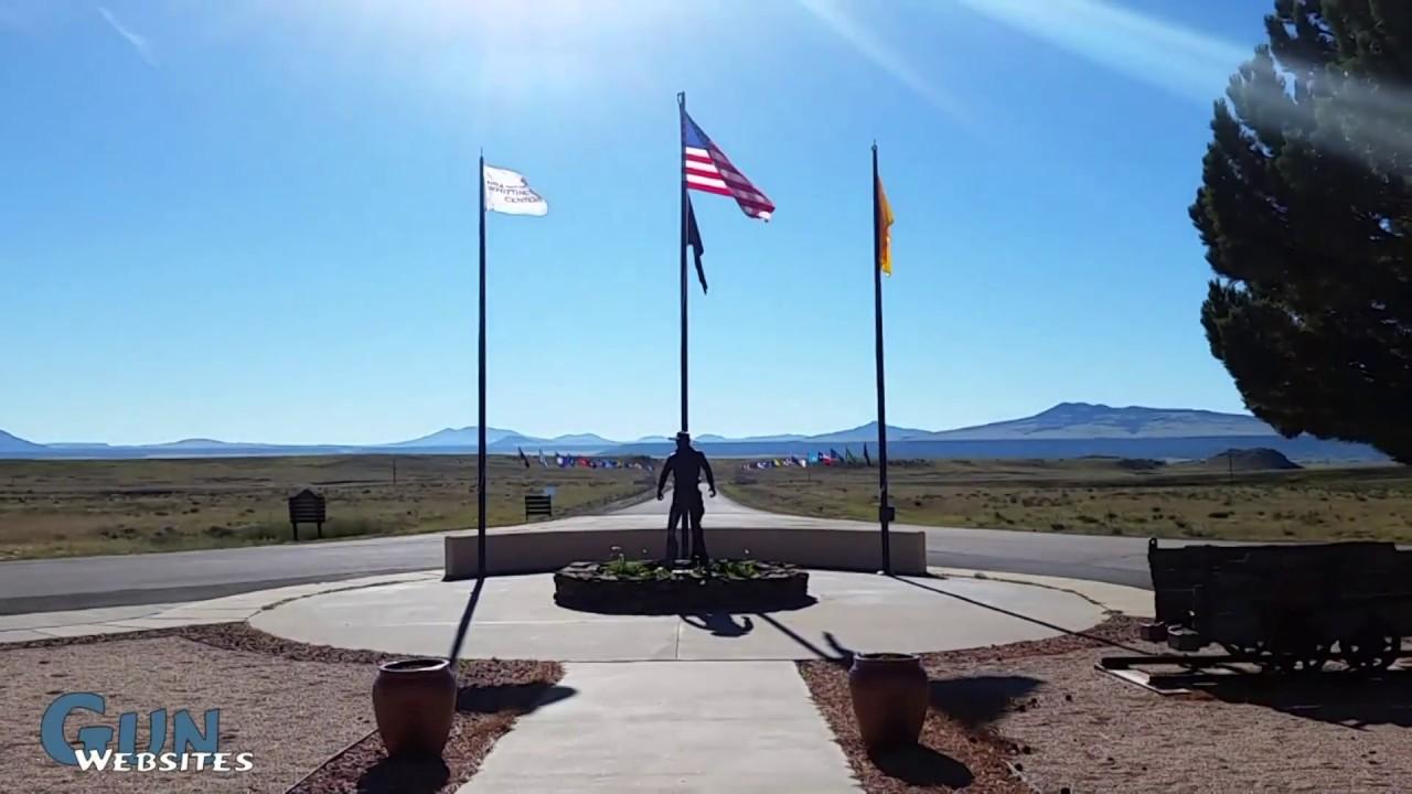 Gun Shop at the NRA's Whittington Center in New Mexico