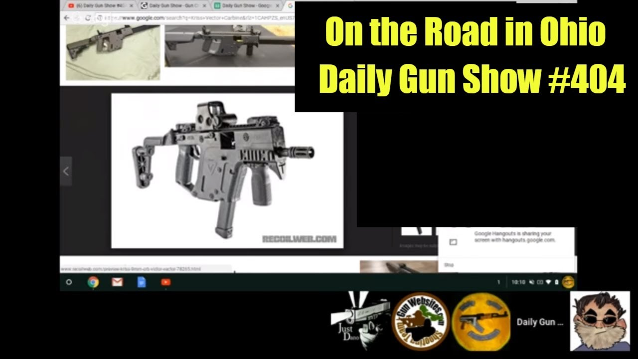 On the Road in Ohio - Daily Gun Show #404