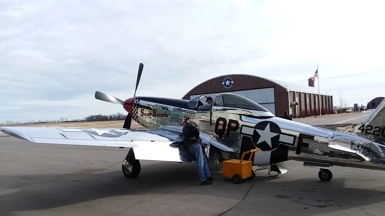 Fagen Fighters WWII Museum P-51D
