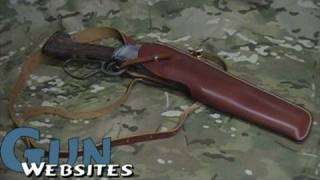Holster for Mares Leg Lever Action Pistols