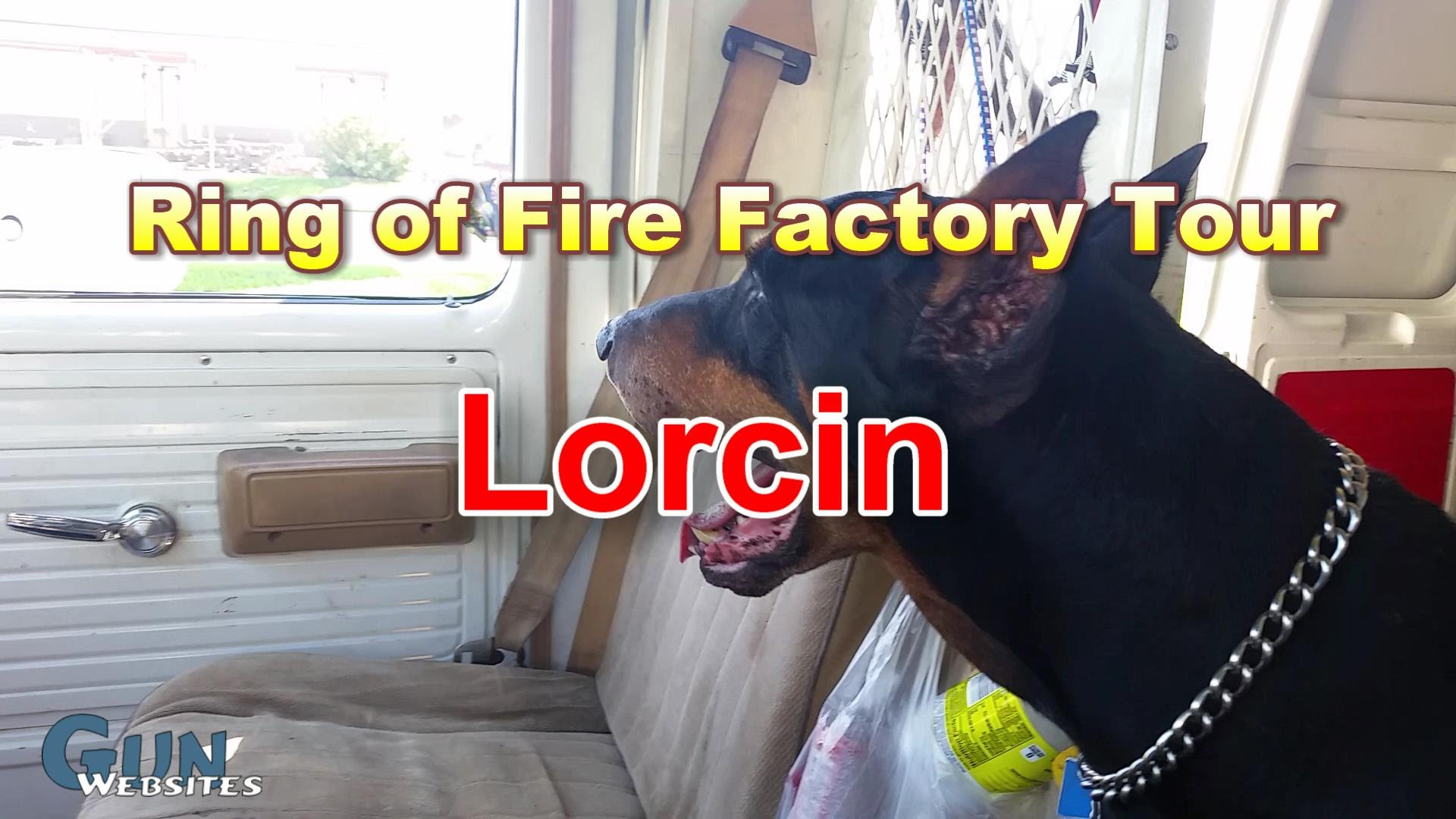 Ring Of Fire Tour: Lorcin Engineering