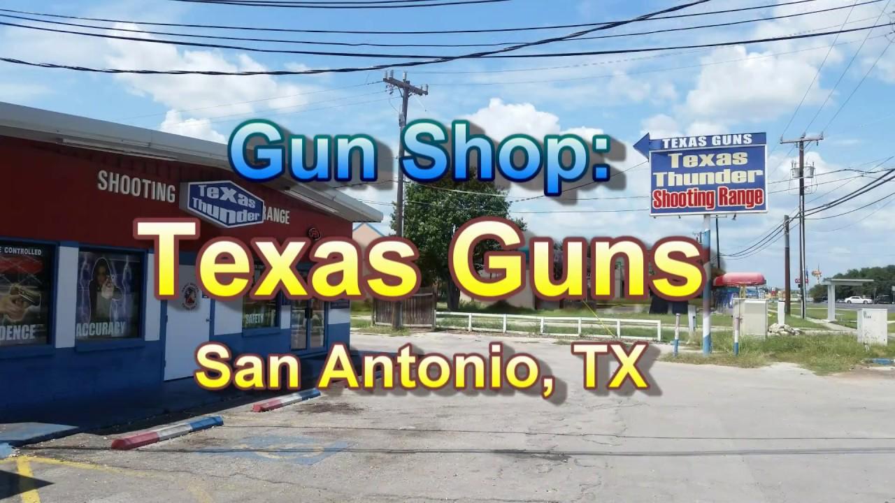 Texas Guns, Texas Gun Shop