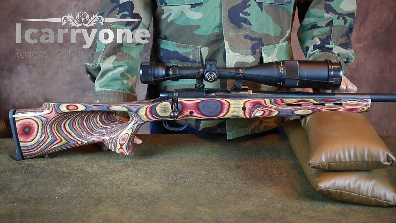 Top Small Bore Varmint Rifles - Rimfire & Centerfire