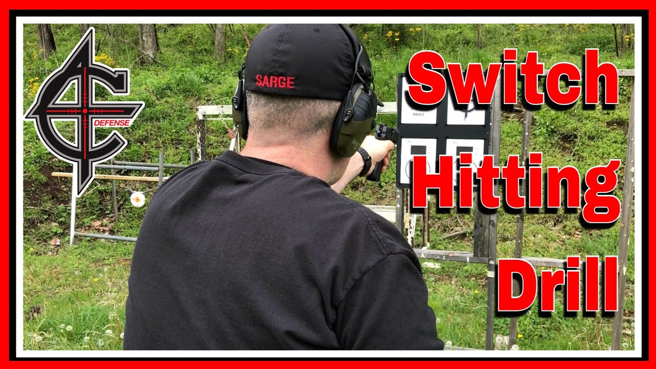 Two Minute Drills: Switch Hitting Drill | CZ P 09