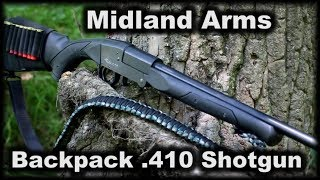Midland Arms Backpack 410
