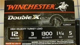 Winchester Double X 12ga 3