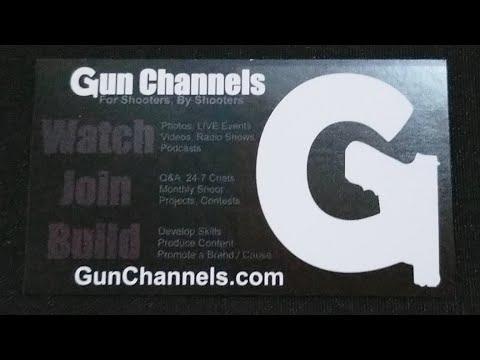 Gun Channels Booth